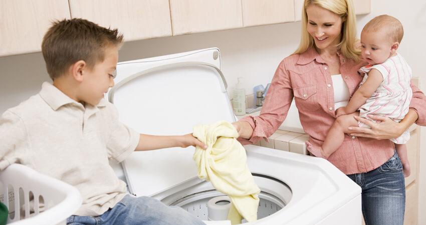 veja qual o tamanho da máquina de lavar ideal para a sua família